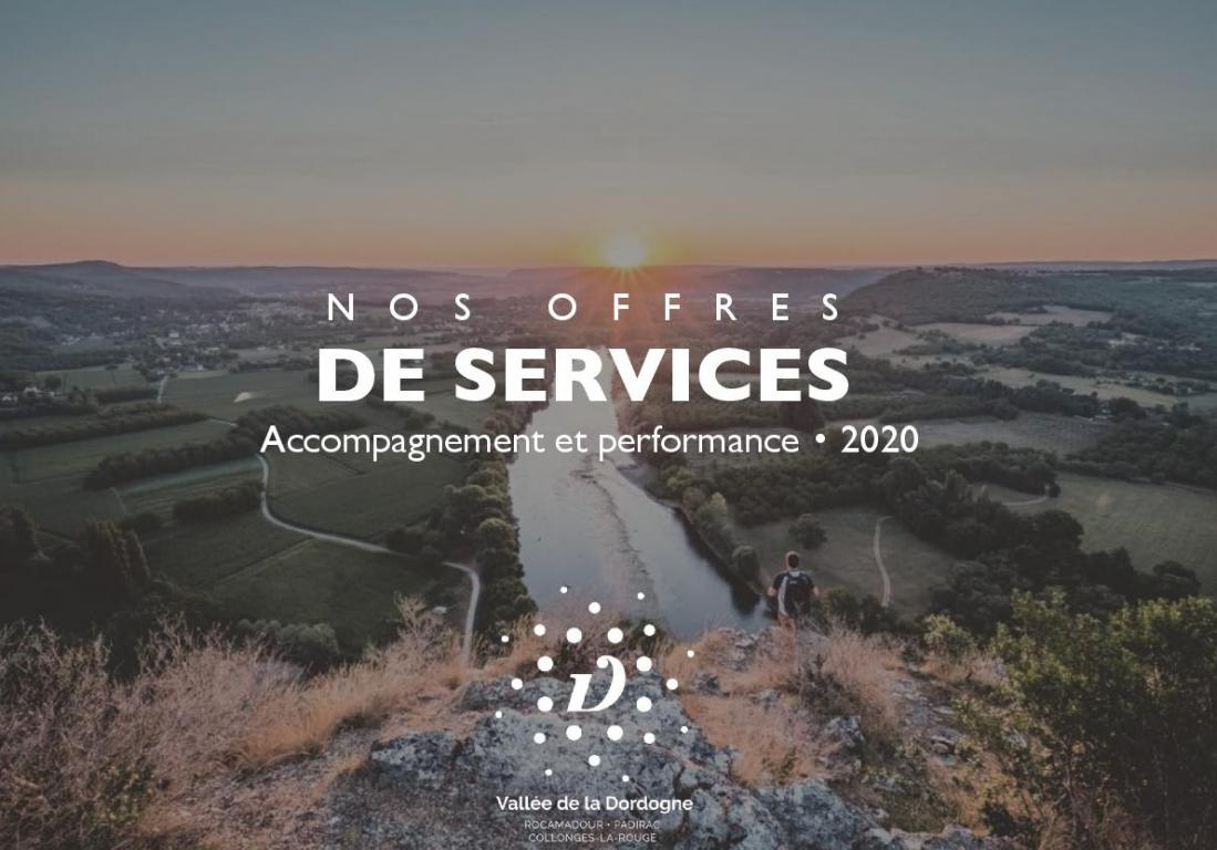 Catalogue de services OT/ ADT Lot